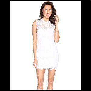 Brand new free people white lace dress